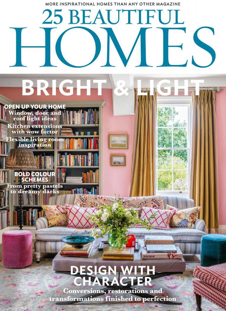 25 Beautiful Homes - April 2021