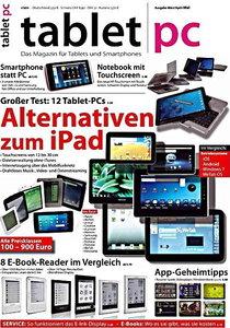 Tablet Pc No.1 - März/April/Mai 2011