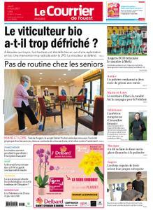 Le Courrier de l'Ouest Angers – 04 mars 2021