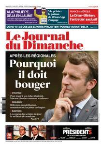 Le Journal du Dimanche - 27 juin 2021