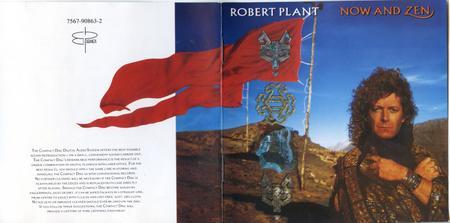 Robert Plant - Now And Zen (1988)