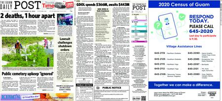 The Guam Daily Post – September 23, 2020