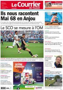 Le Courrier de l'Ouest Angers - 29 avril 2018