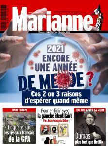 Marianne - 1er Janvier 2021