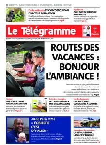 Le Télégramme Brest Abers Iroise – 31 juillet 2021
