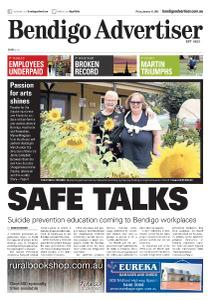 Bendigo Advertiser - January 11, 2019