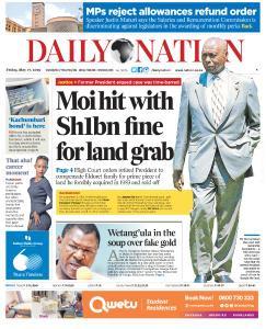 Daily Nation (Kenya) - May 17, 2019