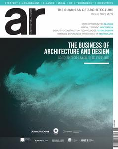Architectural Review Asia Pacific - October/November 2019