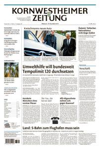 Kornwestheimer Zeitung - 19. Dezember 2018