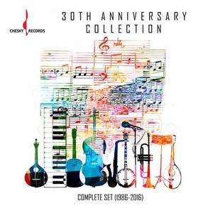 VA - Chesky Records - 30th Anniversary Collection: Complete Set 1986-2016 (2016)