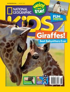 National Geographic Kids USA - August 2021