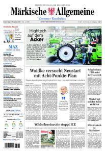 Märkische Allgemeine Zossener Rundschau - 16. November 2017