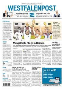 Westfalenpost Wetter - 14. Juni 2018