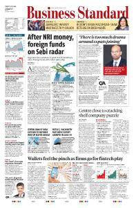 Business Standard - May 1, 2018
