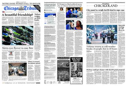 Chicago Tribune – April 08, 2019