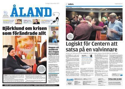 Ålandstidningen – 08 december 2017