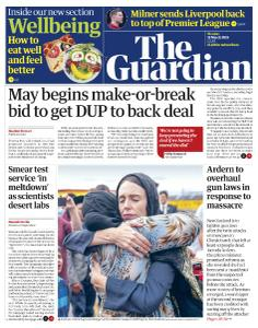 The Guardian - March 18, 2019