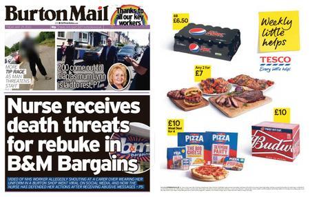 Burton Mail – May 29, 2020