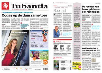Tubantia - Enschede – 15 juni 2018