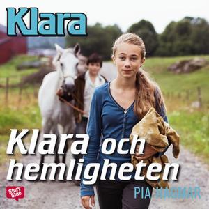 «Klara och hemligheten» by Pia Hagmar