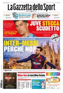 La Gazzetta dello Sport Sicilia – 24 luglio 2020