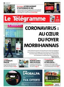 Le Télégramme Brest – 03 mars 2020