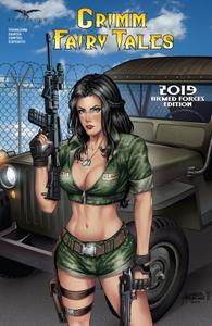 Grimm Fairy Tales 2019 Armed Forces Edition 2019 digital The Seeker