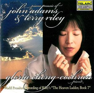 Gloria Cheng-Cochran - Piano Music of John Adams and Terry Riley (1998) [Re-Up]