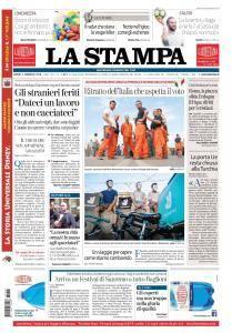 La Stampa Imperia e Sanremo - 5 Febbraio 2018