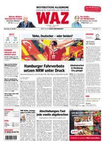 WAZ Westdeutsche Allgemeine Zeitung Oberhausen-Sterkrade - 24. Mai 2018
