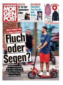 Hamburger Morgenpost – 15. Juni 2019