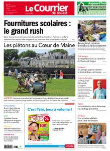 Le Courrier de l'Ouest Angers – 29 août 2019