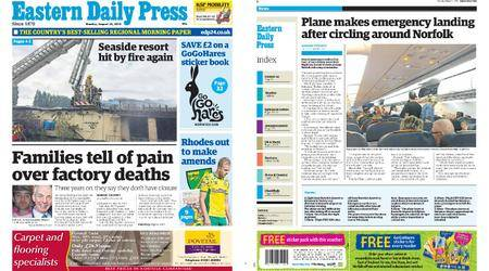 Eastern Daily Press – August 20, 2018