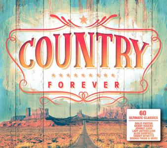 VA - Country Forever (3CD, 2019)