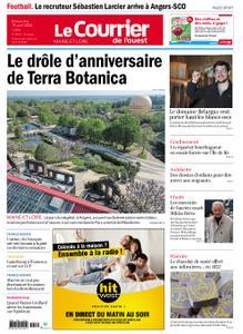 Le Courrier de l'Ouest Angers – 19 avril 2020