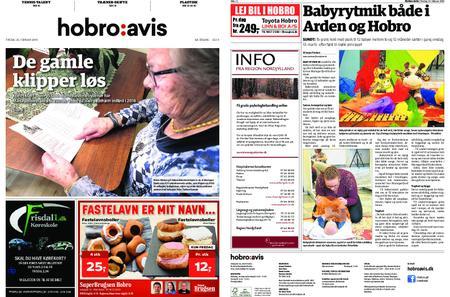 Hobro Avis – 26. februar 2019