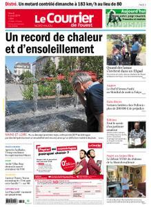 Le Courrier de l'Ouest Nord Anjou – 06 août 2019