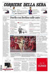 Corriere della Sera - 17 Gennaio 2017