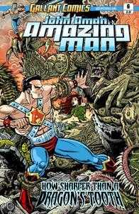 John Aman Amazing Man 006 digital Minutemen-Drunk Monk