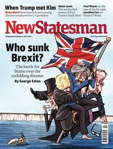 New Statesman - 15 - 21 June 2018