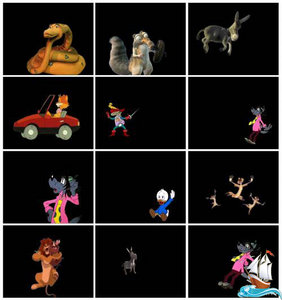 Famous Toons cartoons