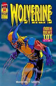 Wolverine 33 Vol 1 - Doch nicht tot 4 2000