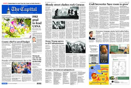 The Capital – May 01, 2019