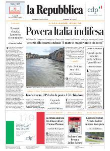 la Repubblica - 18 Novembre 2019