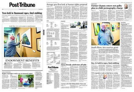 Post-Tribune – August 29, 2017