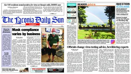 The Laconia Daily Sun – August 27, 2020