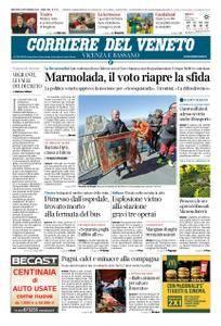 Corriere del Veneto Vicenza e Bassano – 25 settembre 2018
