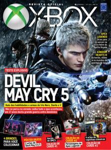 Revista Oficial do Xbox - março 2019