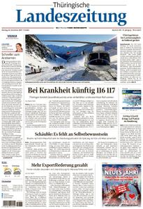 Thüringische Landeszeitung – 30. Dezember 2019