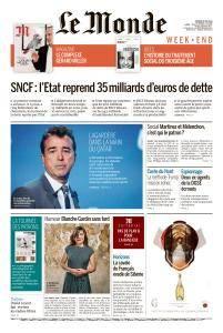 Le Monde du Samedi 26 Mai 2018